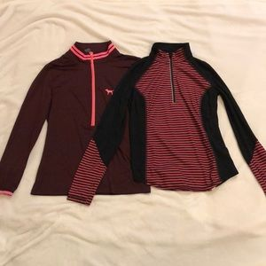 Bundle of Work Out Quarter Zips